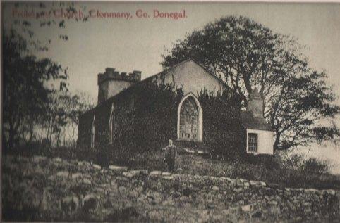 Photograph Old Church c1920