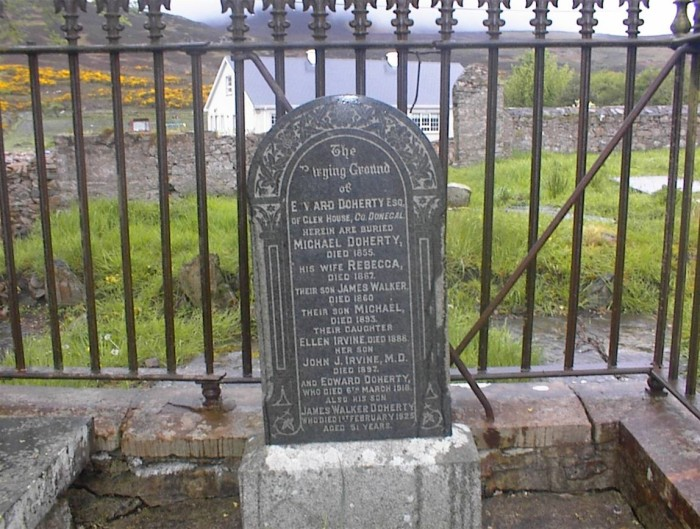 O'Doherty grave